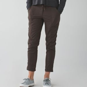 Lululemon | Street To Studio Pant II- Brown